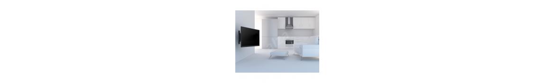 Elektrische tv beugels welke geschikt zijn voor tv's tot 60 inch.